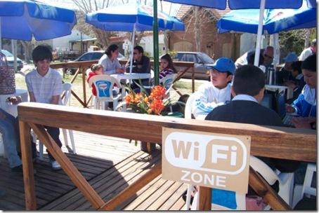 Laberinto Las Toninas permite la conexión a internet de manera libre y gratuita
