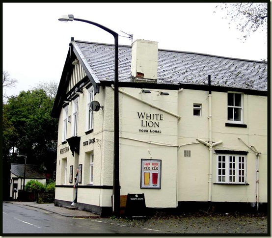 The White Lion, Up Holland