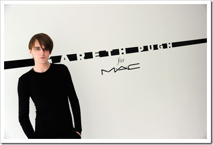 MAC Cosmetics Gareth Pugh Collaboration
