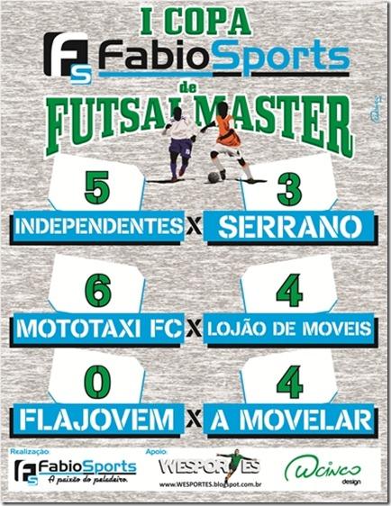 Banner Copa Fabio Sports 20.06.2012 wesportes CAMPOREDONDO