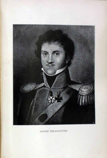 Andrzej Niegolewski szwoleżer