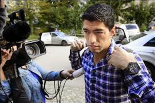 Ver Online Luis Suárez Cumplió con declarar ante el TAS de Suiza (HD)