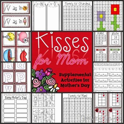 kisses for mom supplemental