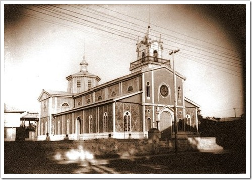 Ermita Church, Nuestra Señora De Guia Parish, Manila ca.1900s