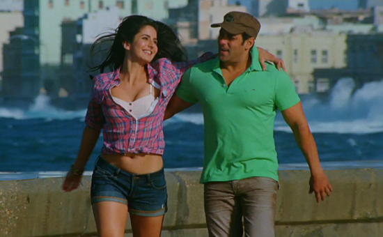 Ek Tha Tiger HD Wallpapers 2012 | Salman-Katrina Ek Tha Tiger Couple Pics