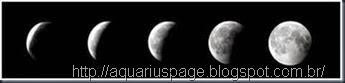 o ciclo lua 2012