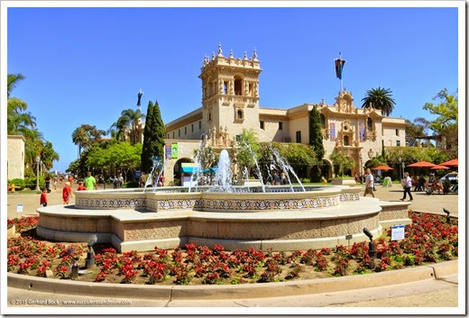 More from Balboa Park in San Diego