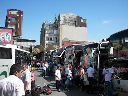 Autogara Laleli Istanbul