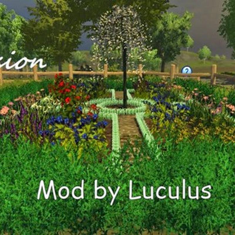 Farming simulator 2013 - Install the cottage garden v 2.0
