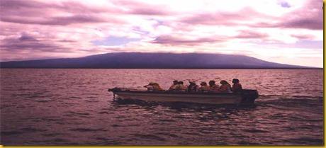 Foto Galapagos Barca