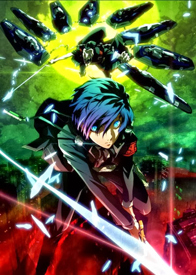 Arte Visual de Persona 3: The Movie #1: Spring of Rebirth