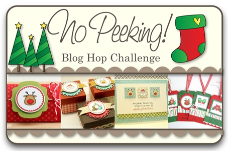 No Peeking! Blog Hop Challenge