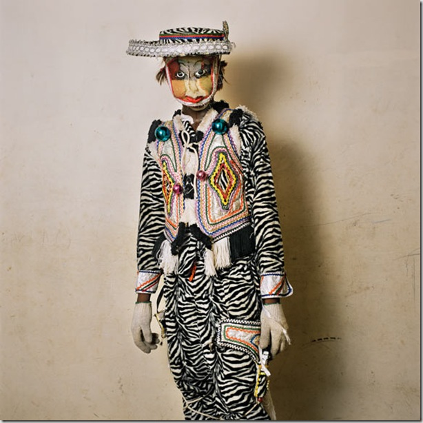 Cowboy, Tumus Masquerade Group, Winneba Ghana 2009