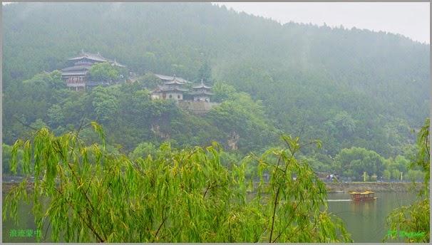 龙门香山寺