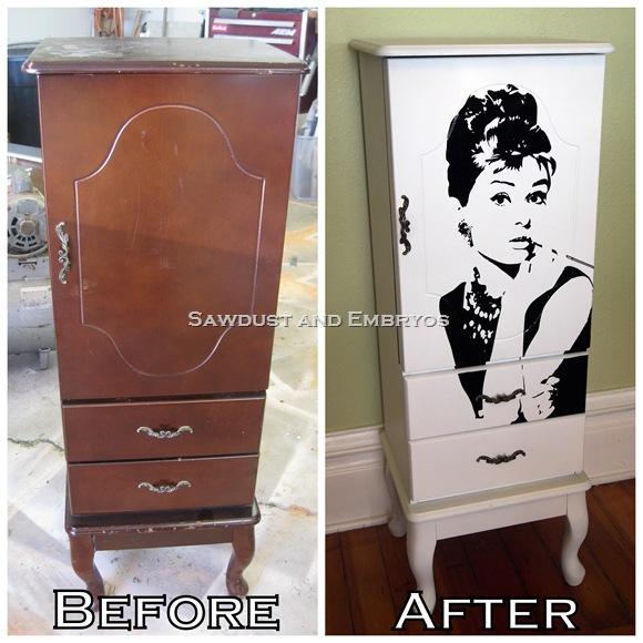 audrey hepburn armoire
