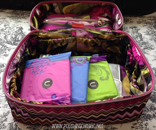 How a Product Junkie Packs For A Two Day Trip featuring U by Kotex #savetheundies #sponsored
