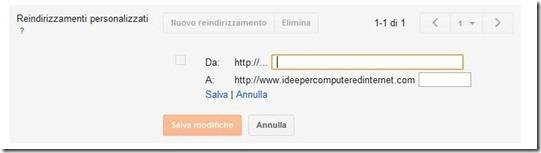 redirect-blogger