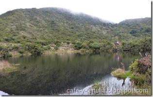 Laguna  Chinará, los Soches