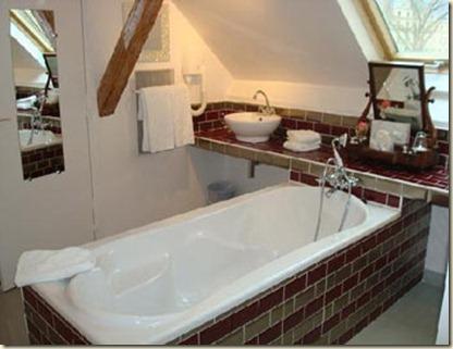 Baños Modernos con Tina1