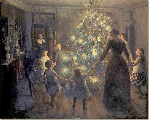 Johansen Viggo, Noël