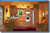 صورة من لعبة الرعب ليلة بلا نوم الجزء الثانى و صورة للمنزل المرعب