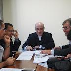 Reunião da Comissão da Semana Missionária em Salvador com o secretário de Turismo do Estado