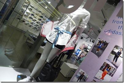 adidas white top