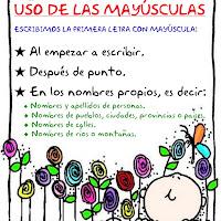 REGLAS DE ORTOGRAFIA MURALES