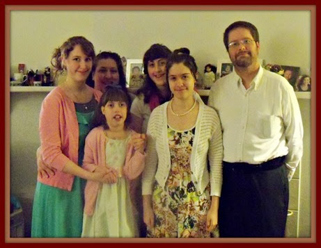 Pascha 2013 Family