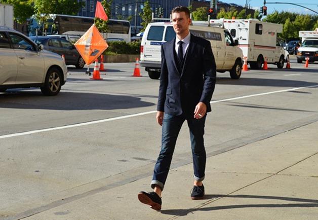 Street Style – Como Usar Sapatos Sem Meias (9)