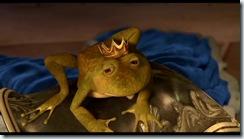 le roi en grenouille