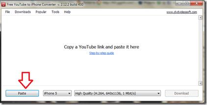 โปรแกรมดาวน์โหลด youtube เป็น iphone