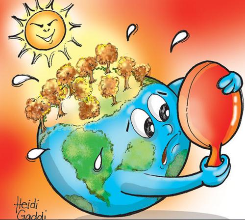 Hasil gambar untuk Pengertian Pemanasan Global, Penyebab dan Dampaknya
