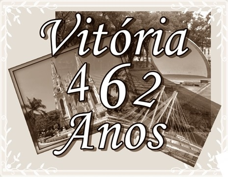 Vitória 462 anos