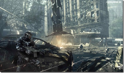Crysis 2 Purely Awesome