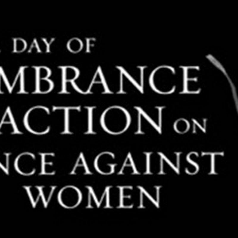 Día Nacional de Recuerdo y Acción contra la Violencia contra las Mujeres, en Canadá