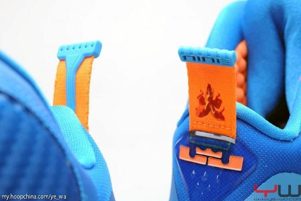 Everything Inside a Nike LeBron 9 8220China8221 1 of 1 Box