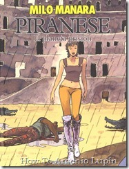 P00015 - Milo Manara  - Piranese #16