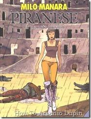 P00015 - Milo Manara  - Piranese #16