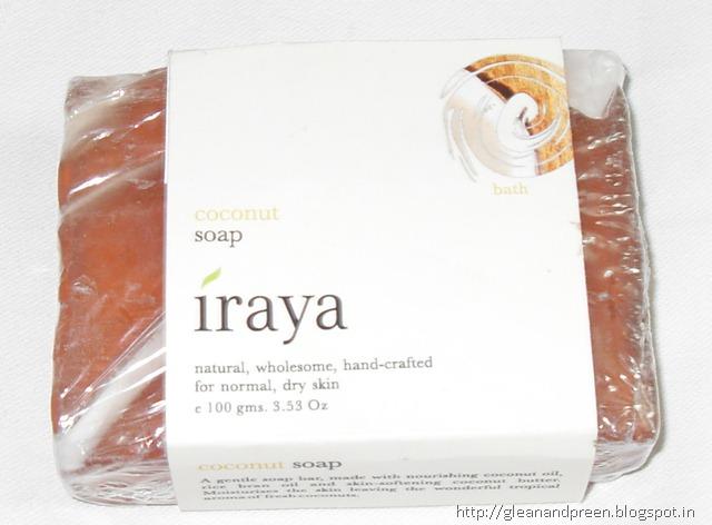 Iraya - Coconut Soap