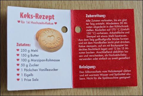 Hochzeit Just Married Kekse Cookies 05