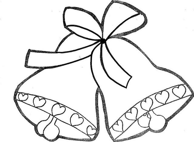 Dibujos navideños para colorear e imprimir