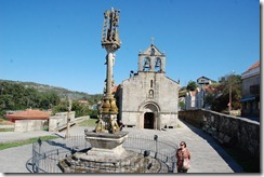 Oporrak 2011, Galicia - San Andres de Hio     11