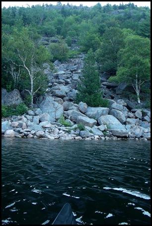 On Jordan Pond 066