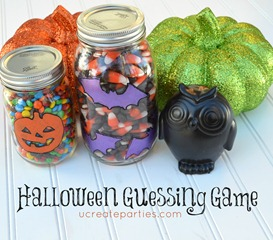 Halloween Party Guessing Game