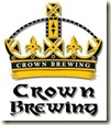 crown brewing logo