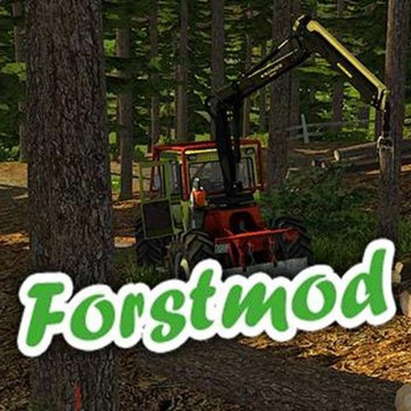 Farming simulator 2013 - ForstMod