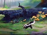 19 Bambi enfant de Fleur