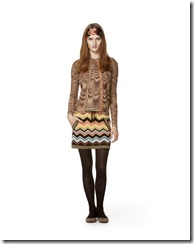 Missoni for Target collection look 4