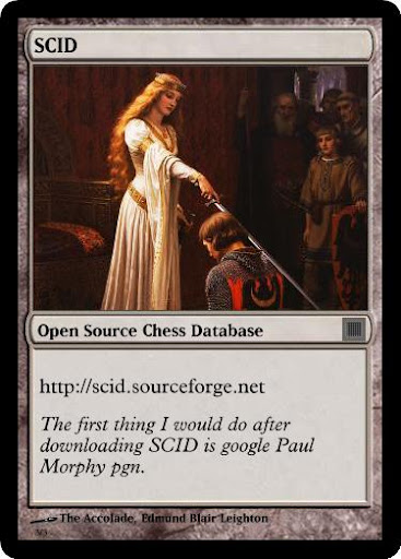 SCID Card